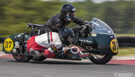 Vintage Motorcycle Festival returns to NJMP